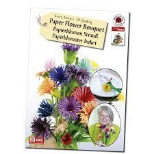 Paper Quilling Flower Bokeh 3d Flower Bouquet Instruction