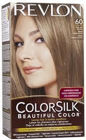 Revlon Light Ash Brown Hair Color Chart Revlon Colorsilk Beautiful Haircolor Ammonia Free Permanent