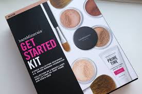 bare minerals get started kit in um review