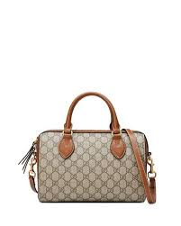 gucci bags price list. gucci gg supreme small top-handle bag, beige bags price list