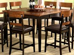 bedroomattractive round bar height table and chairs dining room small counter drop leaf rectangle attractive high dining