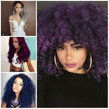 breathtaking bold hair color ideas for black women