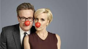 Image result for mika joe morning joe meltdown