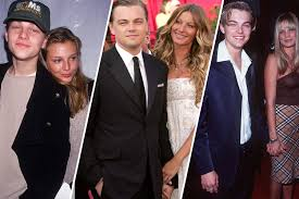 Leonardo DiCaprio's Dating History: A Timeline Of His ...