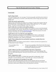 Effective Resume Writing New Resume And Cover Letter Writers Lovely