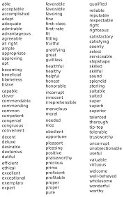 words to use instead of good expand your intellect by trying to words to use instead of good expand your intellect by trying to use words you