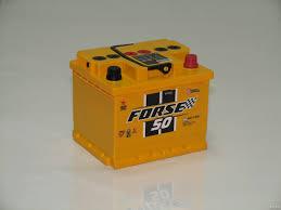 Аккумулятор <b>Forse 50 Ач</b> обрат. <b>п</b>. Стартовый 480 .Гарантия 1 ...