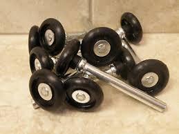 nylon garage door rollersWayne Dalton Garage Door Rollers  Wheels  Quiet Nylon  10 pack
