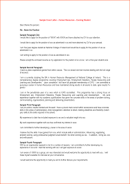 Ideas Collection Resume Letter For Ojt Hrm Students With
