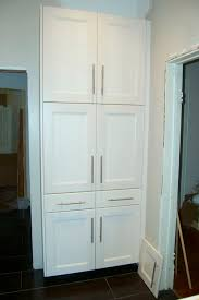 Kitchen Furniture Pantry Kitchen Pantry Cabinets Freestanding Home Design Ideas