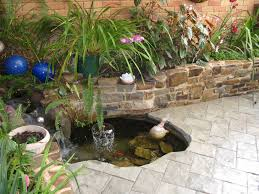 Small Picture Small Garden Pond Design Ideas Small Koi Fish In Garden For Ponds
