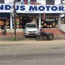 indus motors tripunithura car