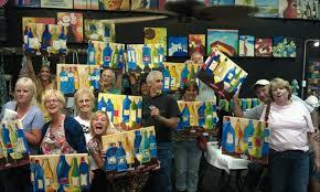 pips painting pub in wyandotte offers unique art classes for s kids 1