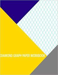 Buy Graph Paper Workbook Diamond 2 Cm Spacing Book Online At Low
