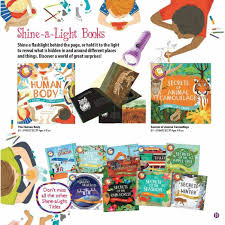 Shine The Light Usborne Shine A Flashlight Behind The Pages Of These Books To Reveal