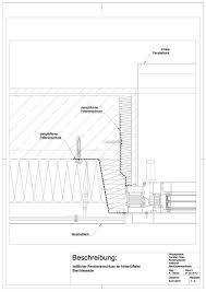 B 01 0015 Fensteranschluss An Hinterlüfteter Blechfassade Details