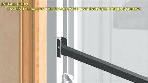 door bar lock sliding patio door security bar patio door catch door lock for sliding door
