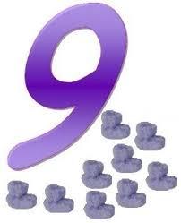 """Résultat de recherche d'images pour """"Séquences du chiffre 9"""""""