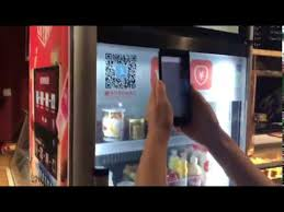 Chinese Vending Machine Cool Citybox A Smart Vending Machine In China Allows You To Take The