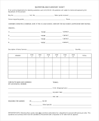 Quote Spreadsheet Template 53 Quotation Templates Pdf Doc Excel Free Premium