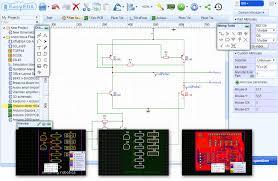 easyeda free web based pcb design and simulation tool smashing  easyeda free web based pcb design and simulation tool Free Designing Wiring Schematic Softwear