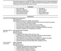 Air Conditioning Technician Resume Samples Hvac Technician Resume