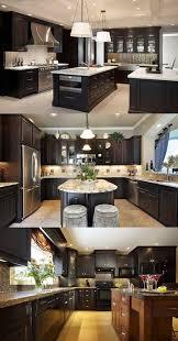 Small Picture Best 25 Dark kitchen cabinets ideas on Pinterest Dark cabinets