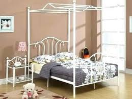 Canopy Bed Cover Classic Or Craze Beds Twin Pink Covers Full Size ...