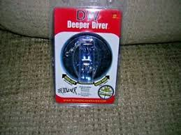 Details About New Dreamweaver Trolling Deeper Diver Metallic Blue