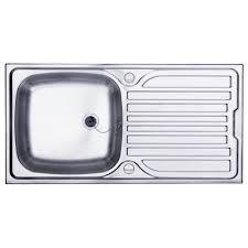bretton park illinois 1 0 bowl stainless steel kitchen sink
