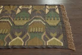 rugsville southwestern purple green rug 13670