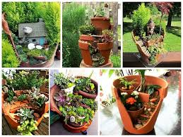 10 luxury garden in a flower pot tips