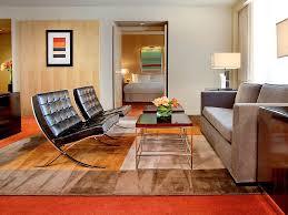 Upscale Living Room Furniture Luxury Hotel Chicago Sofitel Chicago Magnificent Mile