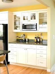 where to thomasville kitchen cabinet cream for microwave cabinets shelf in upper dimensions