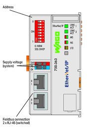 Fieldbus Designer Fieldbus Coupler Ethernet Ip 750 363 Wago Usa