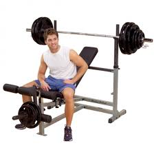 Тренажеры Body-Solid » Силовая <b>скамья для жима Body</b>-Solid ...