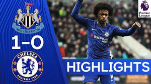 Newcastle 1-0 Chelsea | Premier League Highlights - YouTube