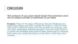 008 Conclusion Examples For Essaysorld Of Example And Papers