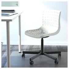 desk chairs white wooden desk chair with wheels swivel office plastic leather ikea white wooden