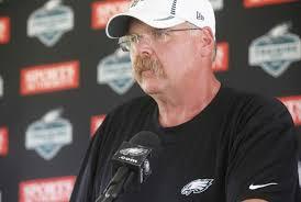 andy reid walrus. 11 andy reid (eagles coach) - greatest best sports mustaches walrus