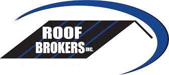 estimates roof brokers logo