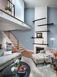 shelf decorating ideas living room fireplace shelves contemporary with wall