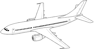 perspective airplane coloring pages plane 2 jet vac archives and unknown within airplane coloring pages