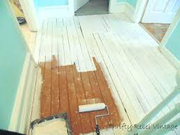 painting old hardwood floor homes plans with regard to painted wood floors ideas 4