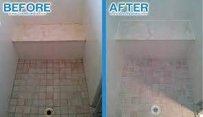 superb bathroom tile sealer beforeafter9
