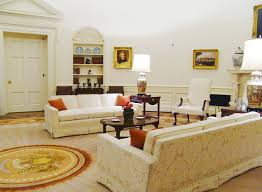 oval office design. Delighful Design Replica Of Ronald Reaganu0027s Office  Inside Oval Design A
