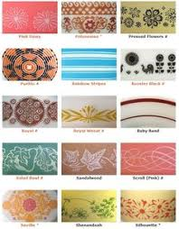 Rare Pyrex Patterns Interesting Pyrex PatternsClick On The Image For All On The Website Pyrex Love