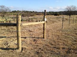 wire farm fence gate. 5 Strand Barbed Wire Fence Farm Gate C