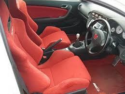 acura rsx type r interior. red recaros acura rsx type r interior