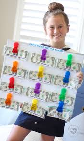 The Best Chore Chart With Money That Is Easy And Effective